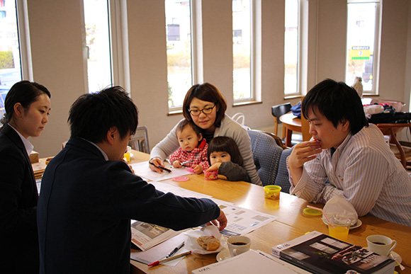 YOUR STYLEリノベ(北欧スタイル)プロジェクト 札幌市厚別区 インテリア計画お打合せ(第6回)