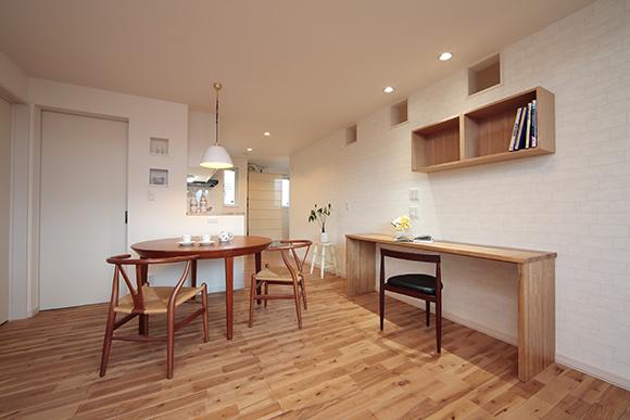 プライバシーを保ちながら子育てを助け合える二世帯住宅 リノベーション 札幌 注文住宅 工務店 ハウスメーカー