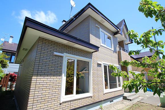 8月11(土)、12(日)  札幌市厚別区厚別北で開催 リノベーション済み戸建て住宅 現地販売会