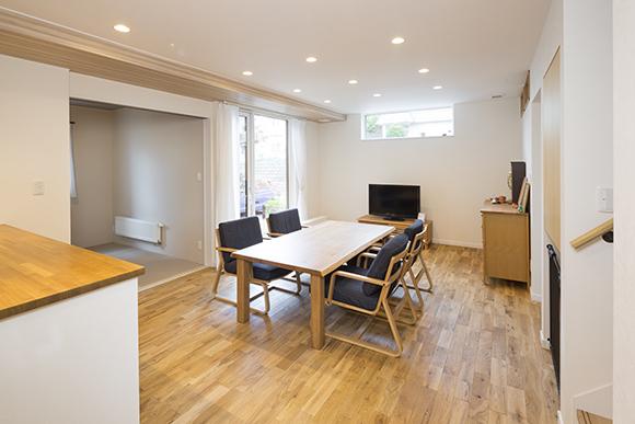 こだわり収納と動線で家事効率の良い住まい