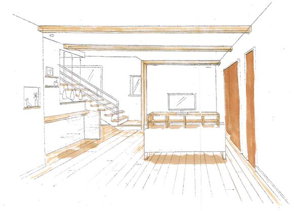 家づくりに込めた思い ~ライフスタイルが変化しても「ずっと住みやすい家」 ―第3回―