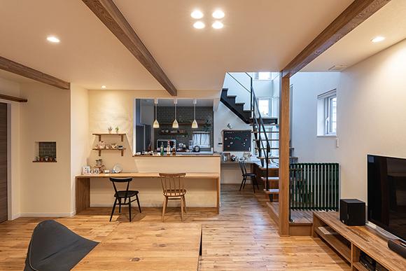 ライフスタイルが変化しても「ずっと住みやすい家」 新築 札幌 注文住宅 工務店 ハウスメーカー