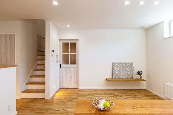 仲良し家族が機能的に暮らせる住宅 新築 札幌 注文住宅 工務店 ハウスメーカー