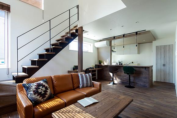 「欲しい」がコンパクトに叶う家 新築 札幌 注文住宅 工務店 ハウスメーカー