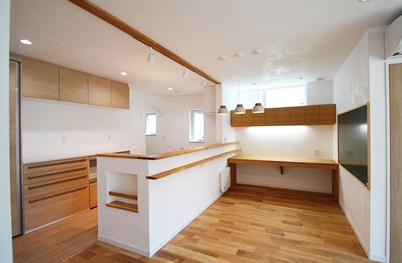 自然素材が心地よい家 新築 札幌 注文住宅 工務店 ハウスメーカー