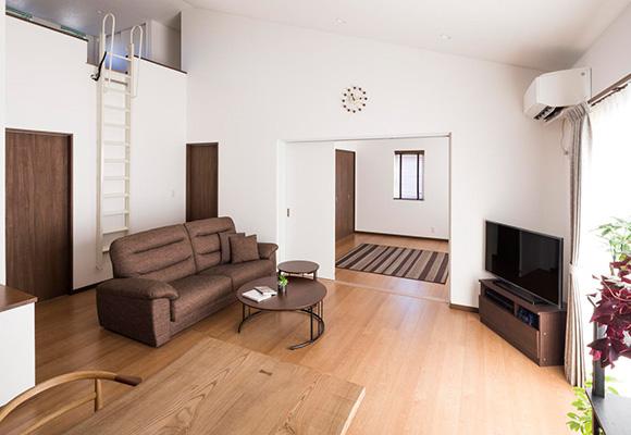 退職後,シニア世代,夫婦2人,平屋 新築 札幌 注文住宅 工務店 ハウスメーカー