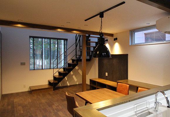 四季を楽しむ大きな窓のある家 住宅 新築 工務店 ハウスメーカー