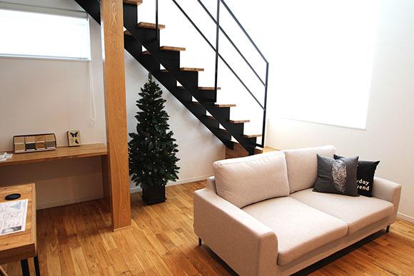 【厚別区】エアコン一台で全室暖房できる家の見学会開催中です。※12月27(日)まで