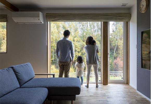 「住み手らしさ」を叶えた1階に主寝室と回遊動線のある家 新築・完成見学会を開催致します。