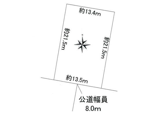 (new)札幌市厚別区厚別南6丁目4(売土地 2,390万円 ・新築用)※価格更新
