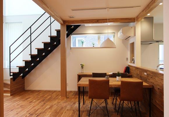 私たちにフィットする家・i-fit ナチュラルテイストな上野幌の家 新築・提案型住宅完成見学会