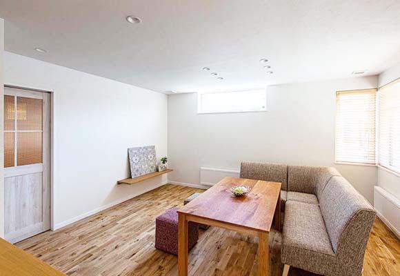 和室と庭のある、広々室内の戸建てライフを楽しむ厚別北の家 新築・注文住宅完成見学会